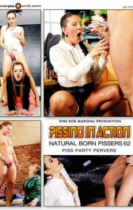 Pissing In Action Natural Born Pissers 62