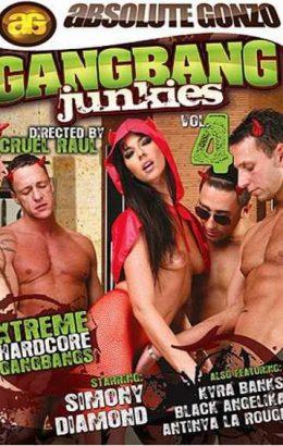 Gangbang Junkies 4