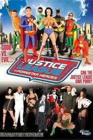 Justice League of Pornstar Heroes: An Extreme Comixxx Parody
