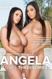 Angela Loves Threesomes 2