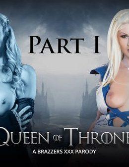 Brazzers: Rebecca Moore & Tina Kay & Danny D – Queen Of Thrones: Part 1