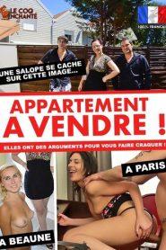 Appartement a vendre!