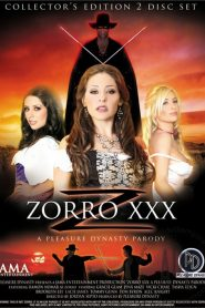 Zorro XXX: A Pleasure Dynasty Parody