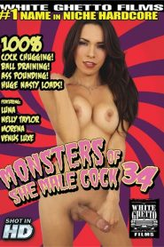 Monsters Of She-Male Cock 34