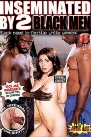 Inseminated By 2 Black Men 8