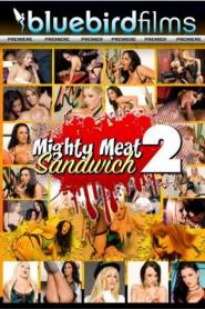 Mighty Meat Sandwich 2