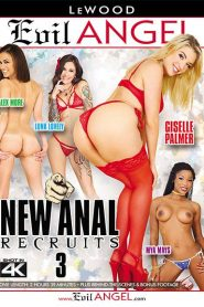 New Anal Recruits 3