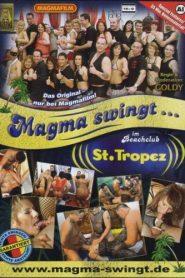 Magma Swingt… Im Beachclub St.Tropez