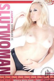 Annette Schwarz is Slutwoman