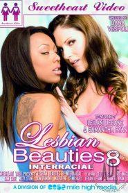 Lesbian Beauties 8: Interracial