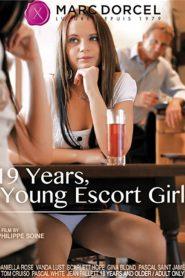 19 Years, Young Escort Girl