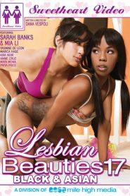 Lesbian Beauties 17: Black & Asian