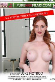 My Step Brother Cum Inside Me