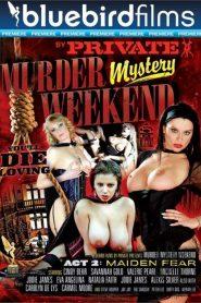 Murder Mystery Weekend Act 2: Maiden Fear