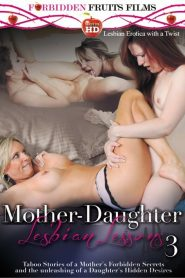 Mother-Daughter Lesbian Lessons 3