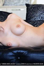 """MetArtX – Dita V """"Hired and Laced"""""""