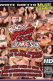 Black Monster Cock Junkies 3