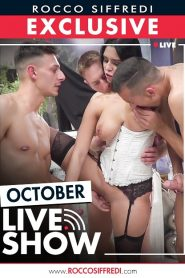 Rocco Siffredi Live Shows: October