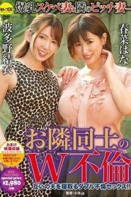 CESD-479 Haruna Hana, Hatano Yui – Double Adultery Between Neighbors