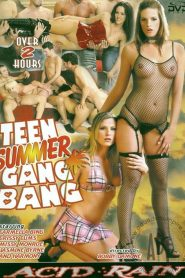Teen Summer Gang Bang