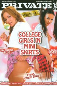 The Best Of College Girls In Mini Skirts