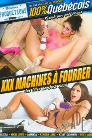 XXX Machines A Fourrer