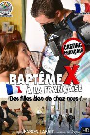 Bapteme X a la Francaise