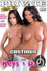 Best By Private Best of Castings 6 : Aneta Keys With Angel Dark