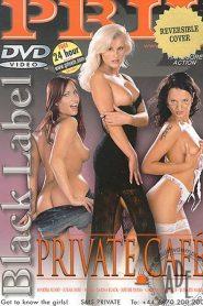 Private Black Label 29: Private Cafe