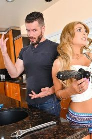 NaughtyAmerica: Kayla Kayden, Mike Mancini in I Have a Wife