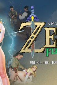 DigitalPlayground: Katy Jayne & Ryan Ryder – Zelda Flesh of the Wild: A DP XXX Parody