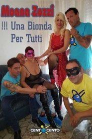 Moana Zozzi: Una bionda per tutti