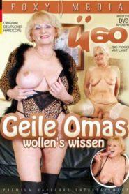 Over 60… And Still Hot! My Horny Granny