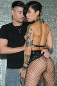 BurningAngel – Honey Gold – Honey Gold Leather Sex