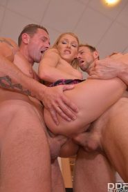 Lucy Heart – School Babes Double Fuck