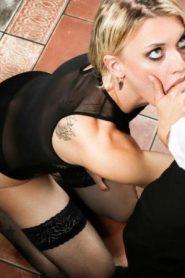 BumsBesuch – Sina Longleg – Naughty German newbie Sina Longleg gets penetrated deep and facialized