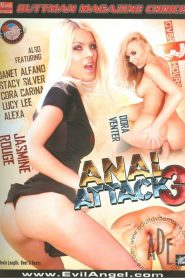 Anal Attack 3