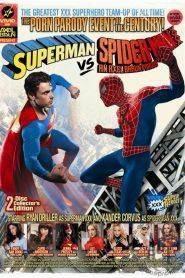 Superman vs Spider-Man XXX: A Porn Parody