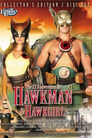 The XXX Adventures Of Hawkman & Hawkgirl