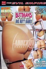 Buttman's Favorite Big Butt Babes