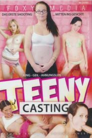 Teeny Casting: Das Erste Shooting Mitten Ins Gesicht