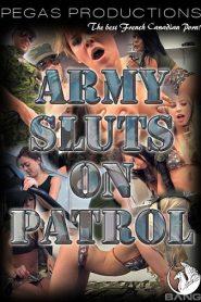 Army Sluts On Patrol