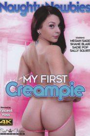 Naughty Newbies: My First Creampie