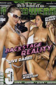 Backstage Reality Live Dabei!