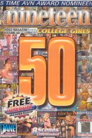 Nineteen College Girls Video Magazine 50
