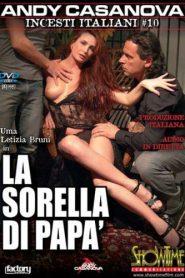Incesti Italiani 10: La Sorella Di Papa