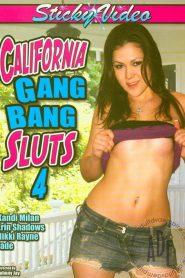 California Gang Bang Sluts 4