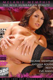 Melanie Memphis: The Wild Hungarian Beauty
