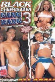 Black Cheerleader Gang bang 3