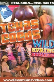 Texas Coeds Wild Spring Breakers